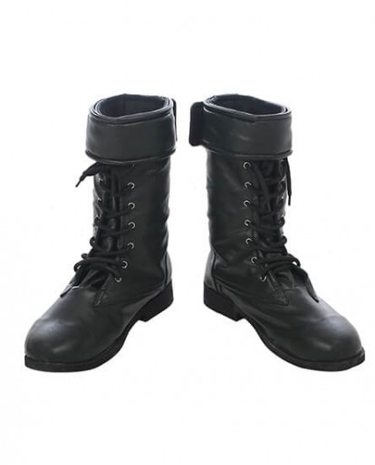 Green Arrow Prometheus Oliver Queen Cosplay Boots