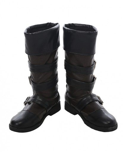 Hot Game NieR Automata 9S Cosplay Boots