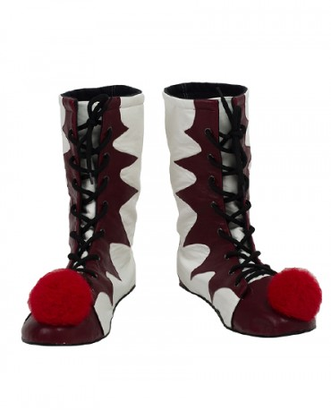 Pennywise Stephen Kings It Cosplay Boots