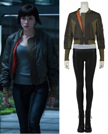 Ghost in the Shell Motoko Kusanagi Cosplay Costume