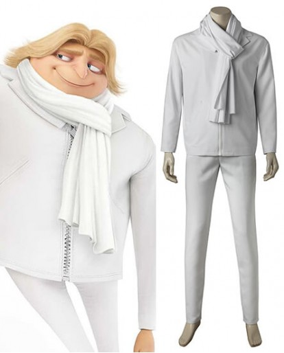 Despicable Me 3 Dru Cosplay Costume Custom Made