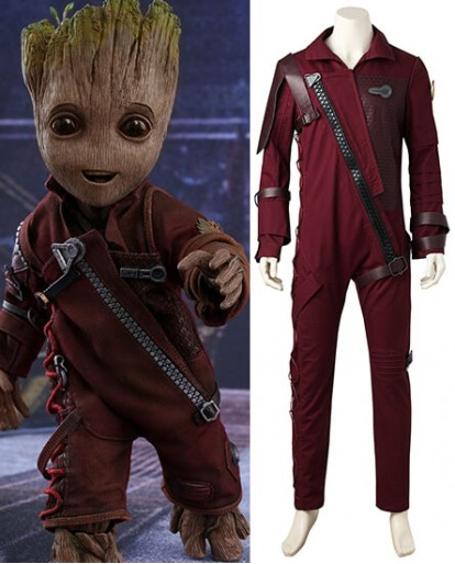 Guardians of the Galaxy 2 Baby Groot Cosplay Costumes