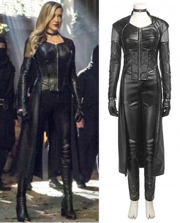 Black Canary Arrow Season 5 Cosplay Costume