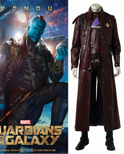 Guardians Of The Galaxy Vol 2 Yondu Cosplay Costume Custom made