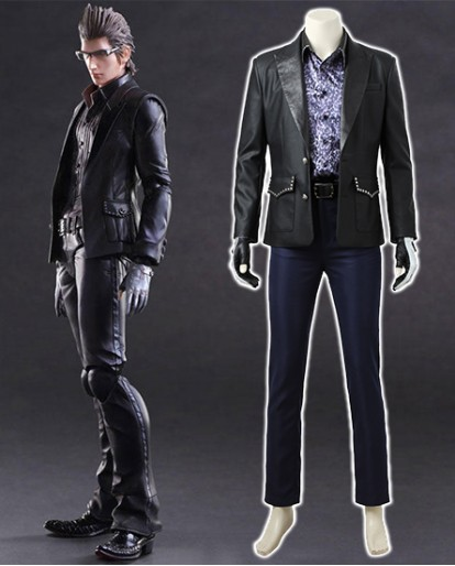 Final Fantasy XV ignis scientia tailor-made Cosplay Costume