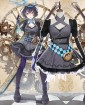 Game SINoALICE Alice Cosplay Costume Dress