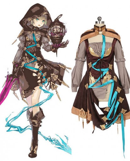 SINoAlice Hansel Gretel Crusher Cosplay Costume