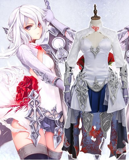 SINoAlice Snow White Cosplay Costume