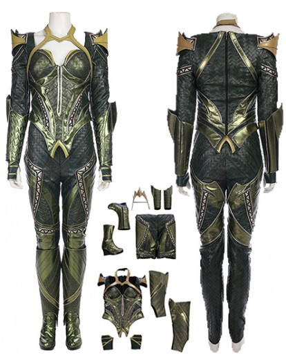 Justice League Mera Costume
