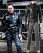 Rick Grimes Leather Costume Full set