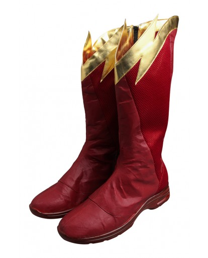 Barry Allen's New Boots of The Flash Season 4