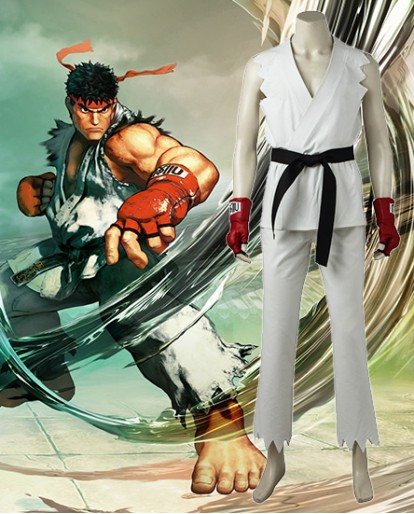 Ryu costume of street fighter 5
