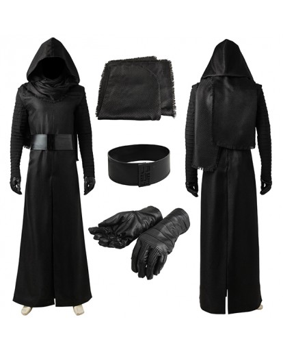 Star Wars the last jedi Kylo Ren Robe costume