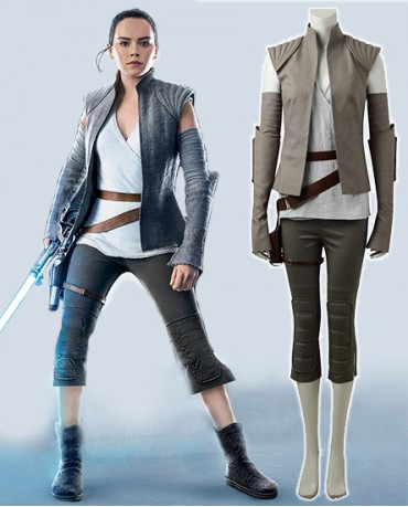 Star Wars 8 The Last Jedi Rey tailored Outfit