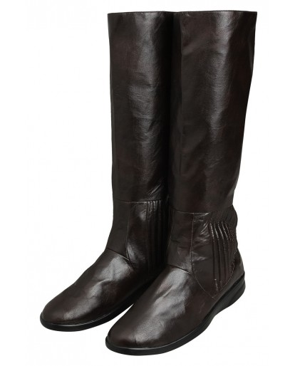 Star Wars Last Jedi Luke Skywalker cospaly Boots
