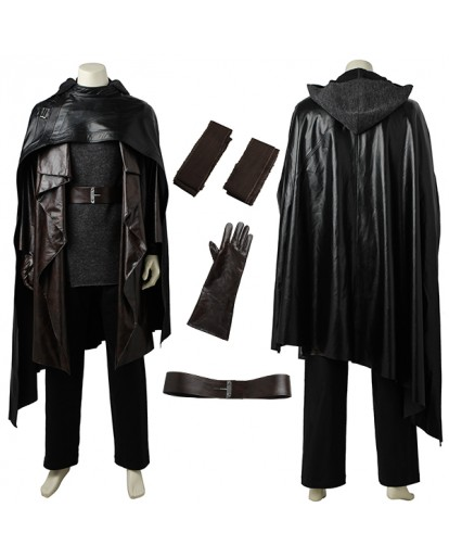 Star Wars Last Jedi Luke Skywalker Cospaly Costume