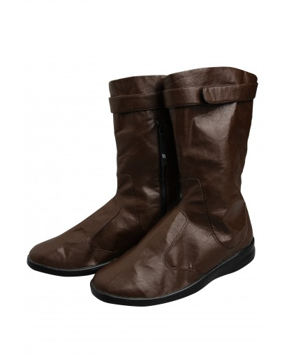 Star Wars :Last Jedi Luke Finn Cosplay Boots