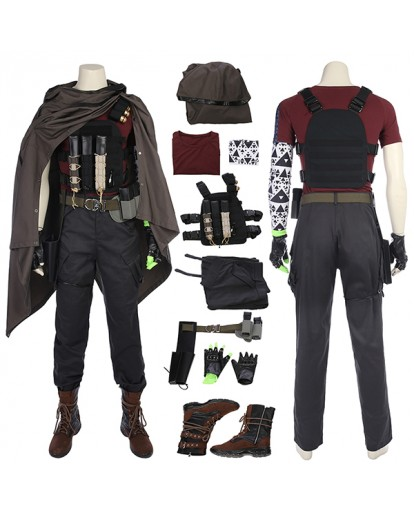 Deadpool 2 Cable Cosplay Costume