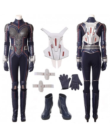 Ant-Man and the Wasp Cosplay Costume