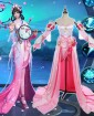 King Of Glory Zhen Ji Garden Dream Cosplay Costume