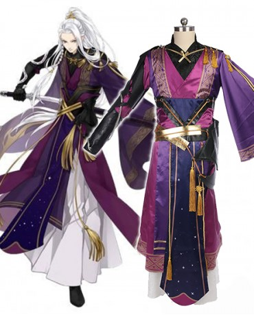 Dream Set Zi Wei Soft Sword Cosplay Costume