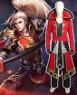 King Of Glory Han Xin Cosplay Costume