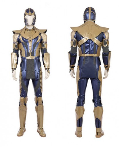 2018 Avengers Infinity War Thanos Cosplay Costume