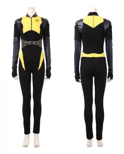 2018 Deadpool 2 Negasonic Costume Teenage Warhead Halloween Cosplay Costume