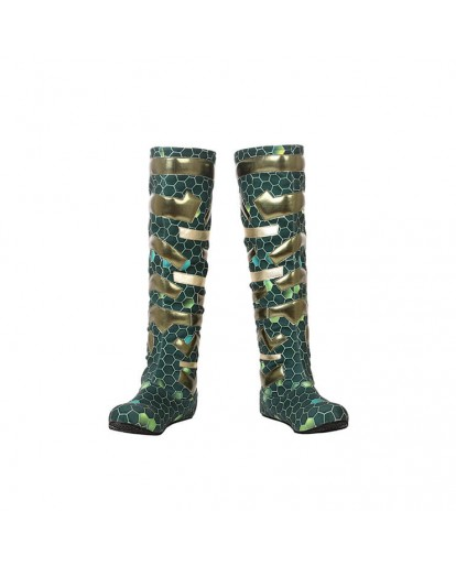HZYM Movie Aquaman Mera Cosplay Boots