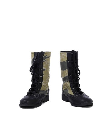 Metal Gear Solid 5 The Phantom Pain Snake Cosplay Boots