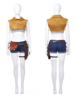 New Game Devil May Cry 5 Nico Cosplay Costume Full Suit