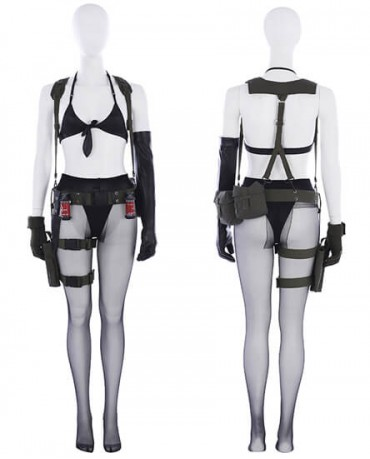 Metal Gear Solid 5 Phantom Pain Quiet Cosplay Costume