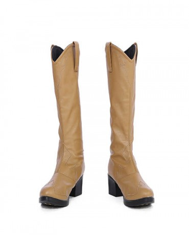 Resident Evil 7 Biohazard Claire Redfield Cosplay Boots