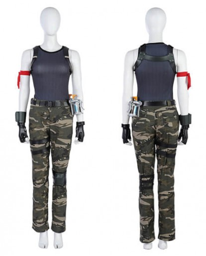 Fortnite Special Forces Cosplay Costume Game Uniform