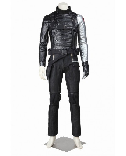 Winter Soldier Captain America the Winter Soldier Cosplay Costume
