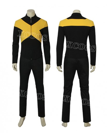 X-Men Dark Phoenix Cyclops Scott Summers Cosplay Jumpsuit Halloween Costume