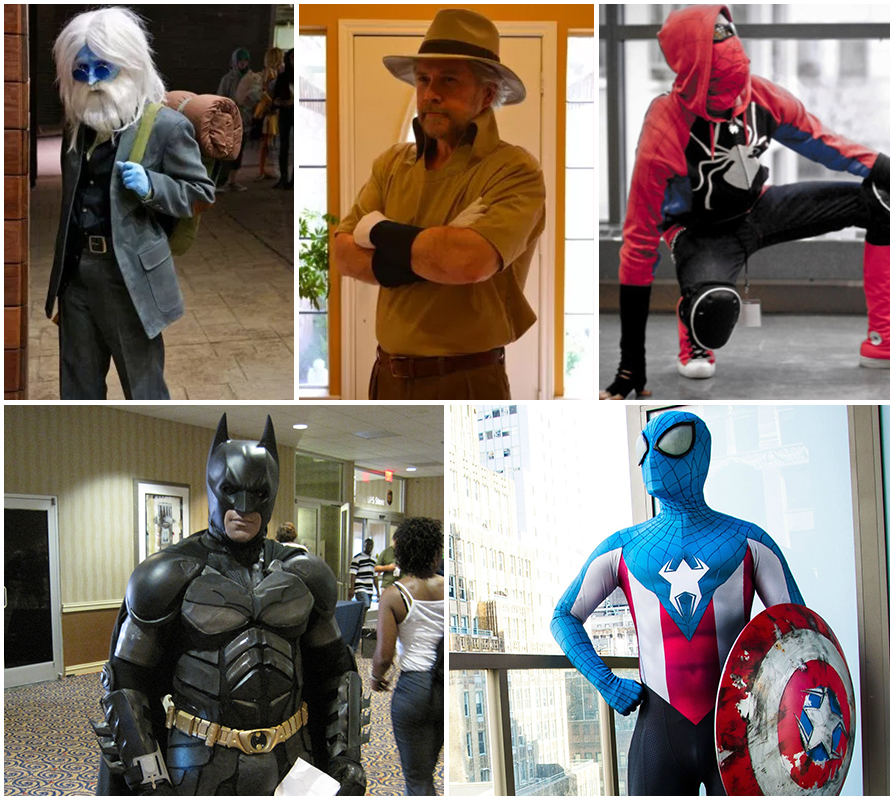 cosplay for age over 40