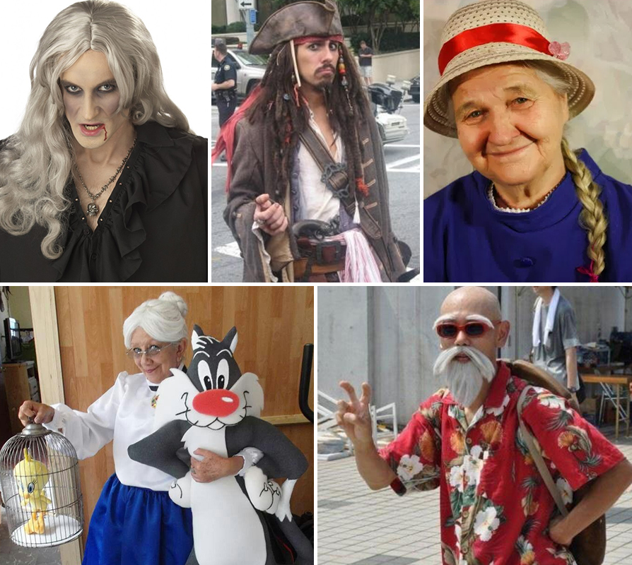 cosplay tips for age over 40