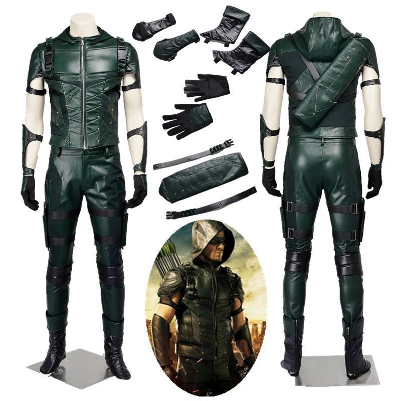 In this guide we will cover all the details of movie version of the Green Arrow Costume.  sc 1 st  XCOOS & How To Cosplay Green Arrow More Professional | XCOOS BLOG
