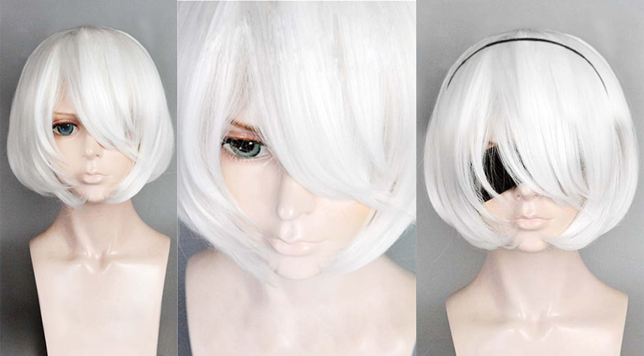 5 Tips On How To Level Up Your Nier Cosplay Look Xcoos Blog