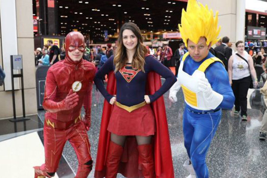 As we all knowthere are some interaction between Flash and Supergirl in the latest seasonthe feeling of this couple is dye-in-the-wood.  sc 1 st  XCOOS & 20 Best Couple Cosplay Ideas To Make You Excellent in 2017 | XCOOS BLOG