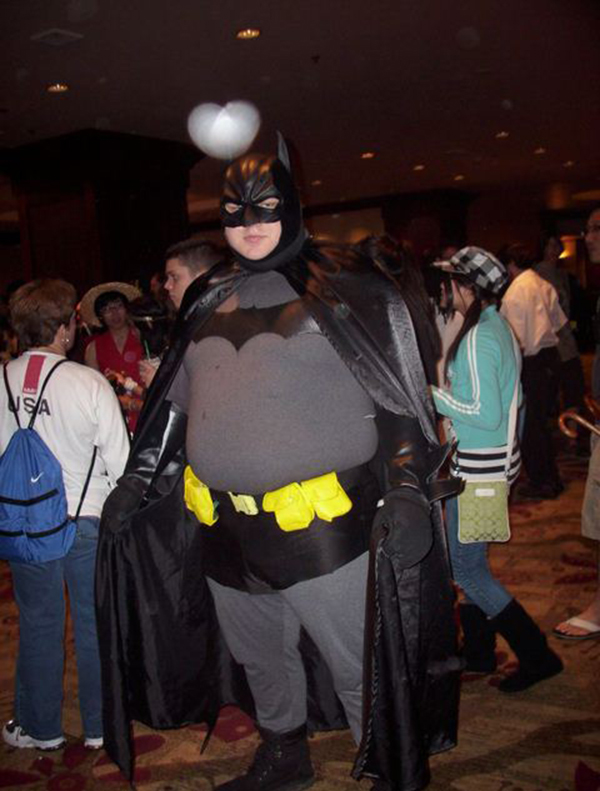 Best costumes for fat guys