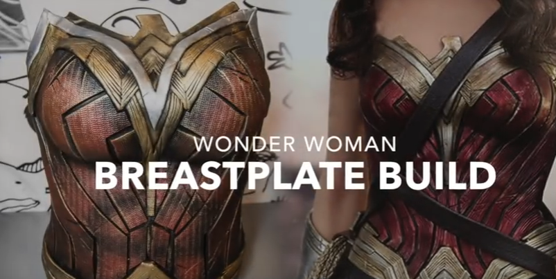 Amazing Wonder Woman Cosplay Tutorial For Any Skill Level Xcoos Blog