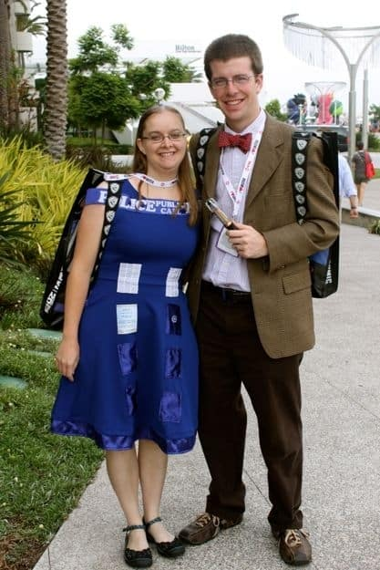 21 Best Creative Ideas of Couple Cosplay for Halloween ...