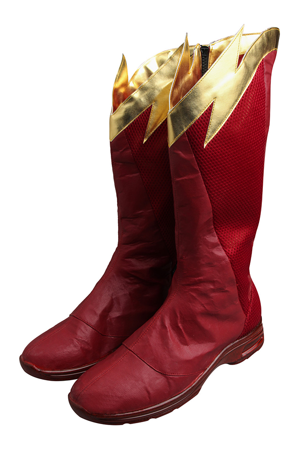 the flash 4 boots