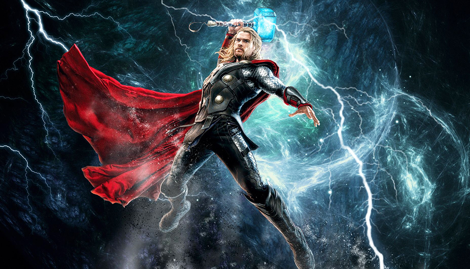 Thor Avengers Age Of Ultron Cosplay Costume