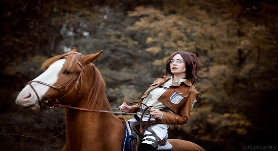 Top 5 Attack on Titan Characters Cosplay You May Love